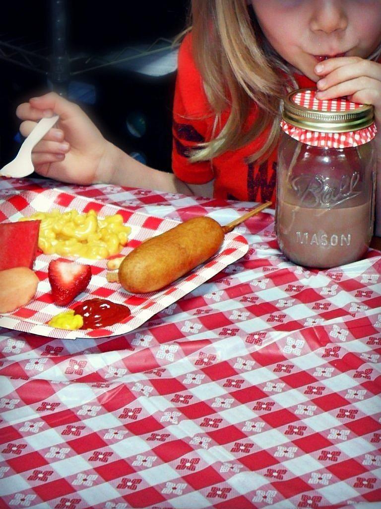 Farm Birthday Party Ideas - Food and Drink Ideas
