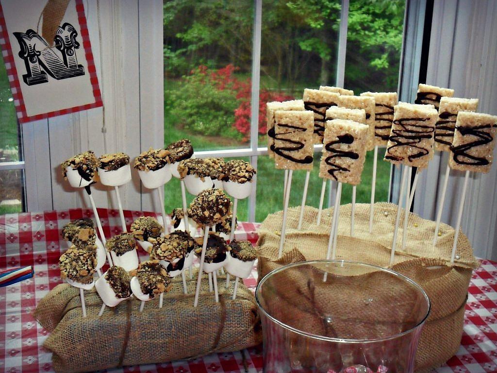 Farm Birthday Party Ideas - Dessert Ideas