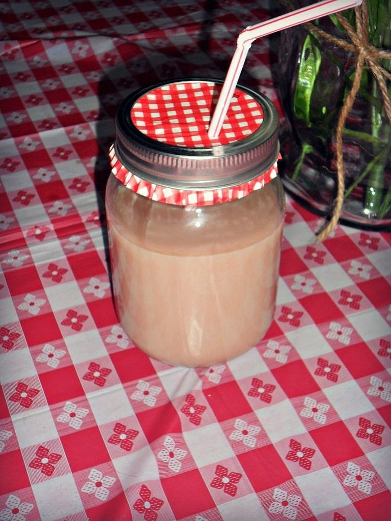 Farm Birthday Party Ideas - Moo Juice