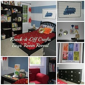 Before and After - All about Ayden Boys' Room
