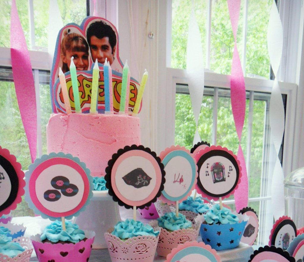 Birthday Party Ideas For Hosting An Inexpensive 50s Sock
