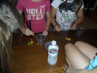 Minute to Win It Games for Camping Party
