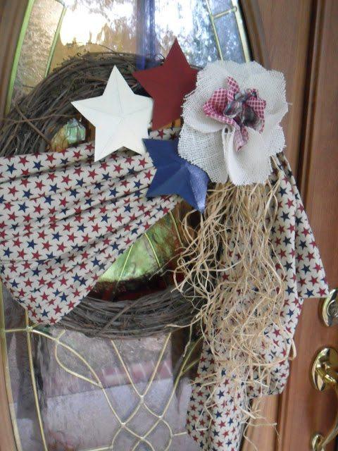 swag wreath