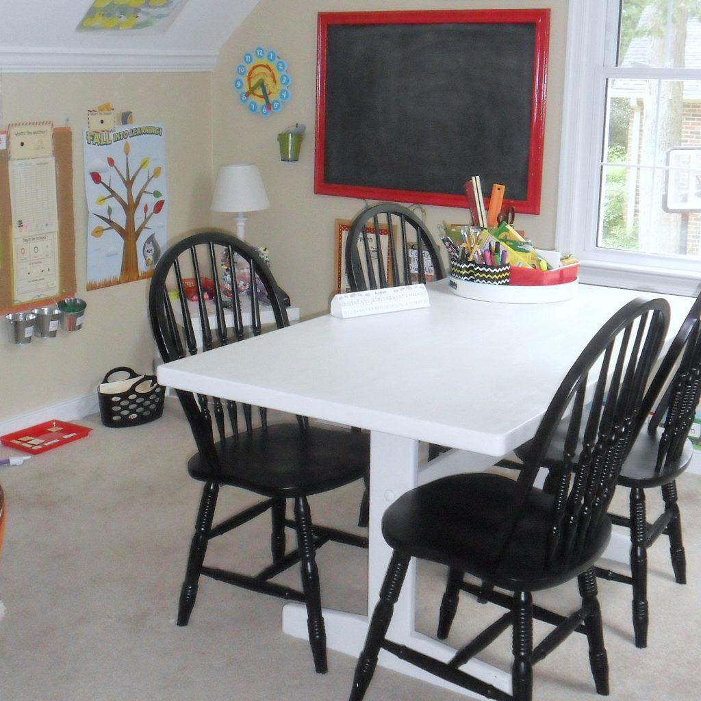 homeschool room feature