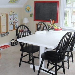 homeschool room feature