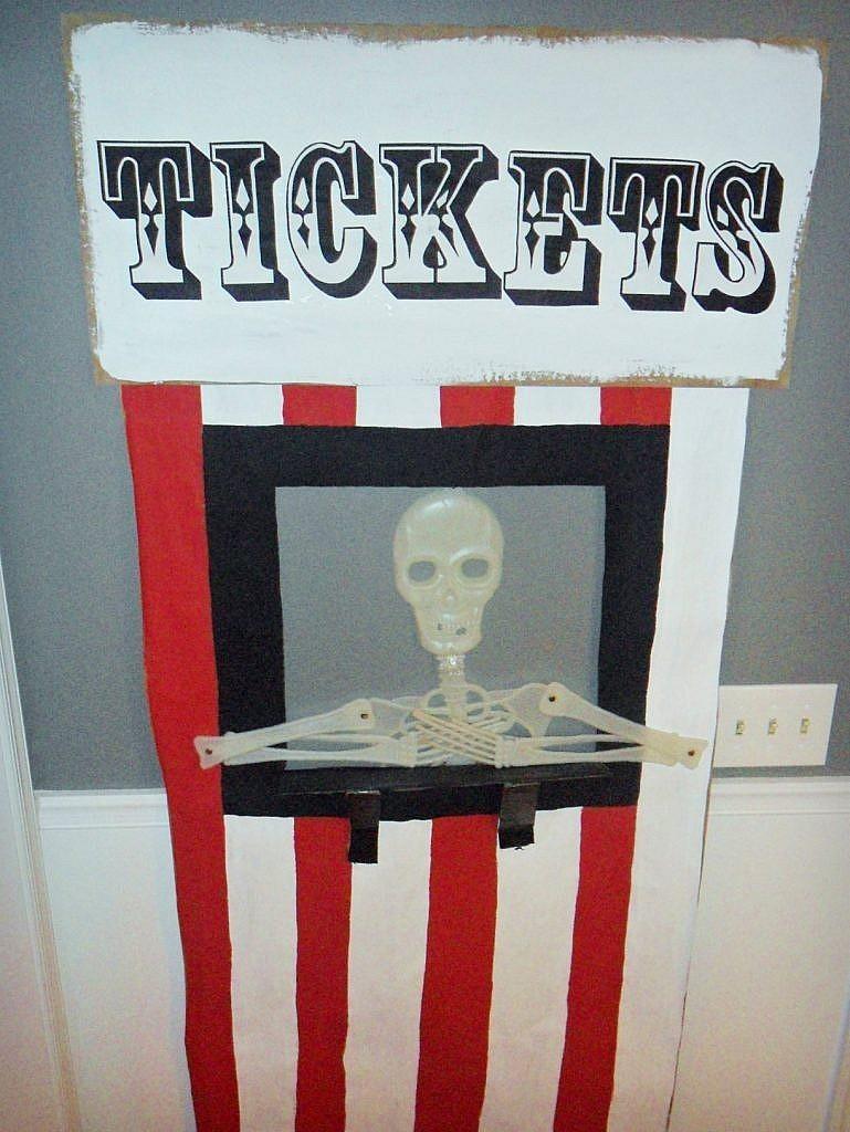 halloween creepy carnival - ticket master