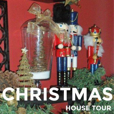 feature - christmas house