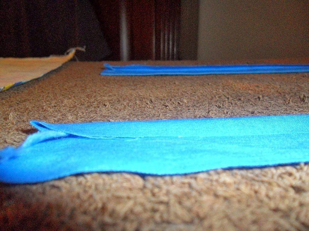 fabric bags - make drawstring 2