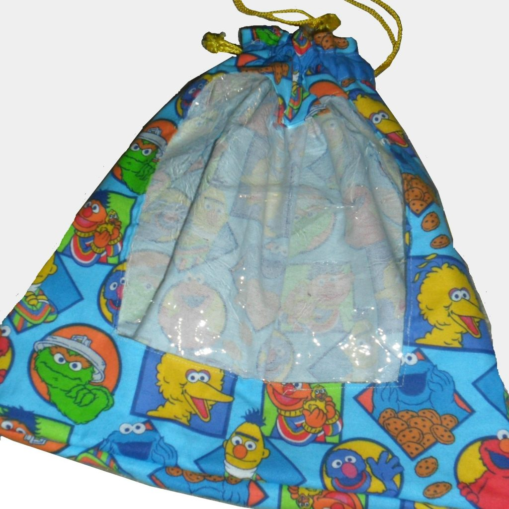 fabric bag - feature