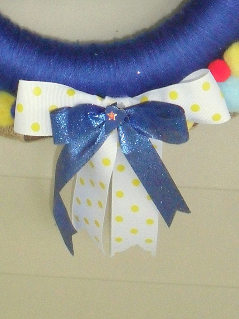 autism awareness - bow