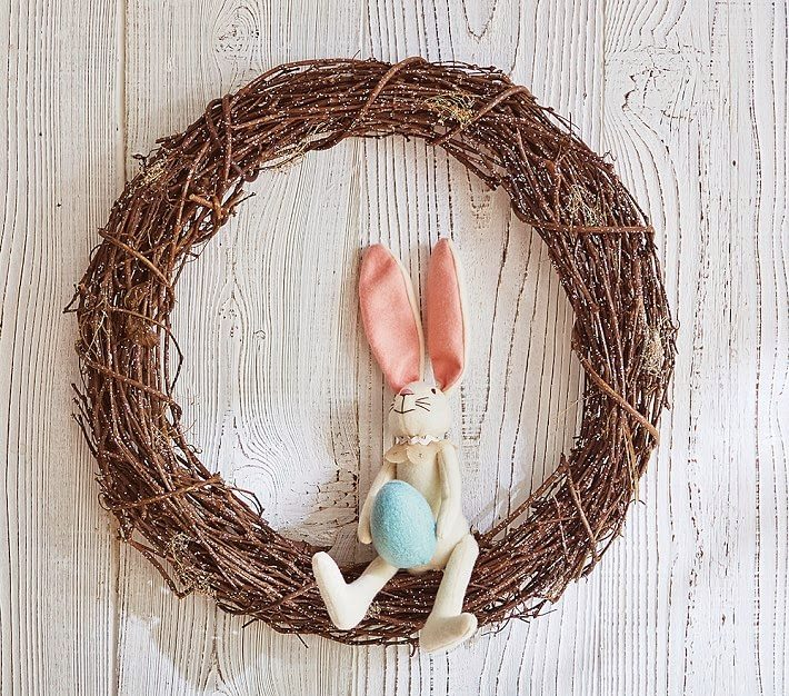 EasterCraftyWreath