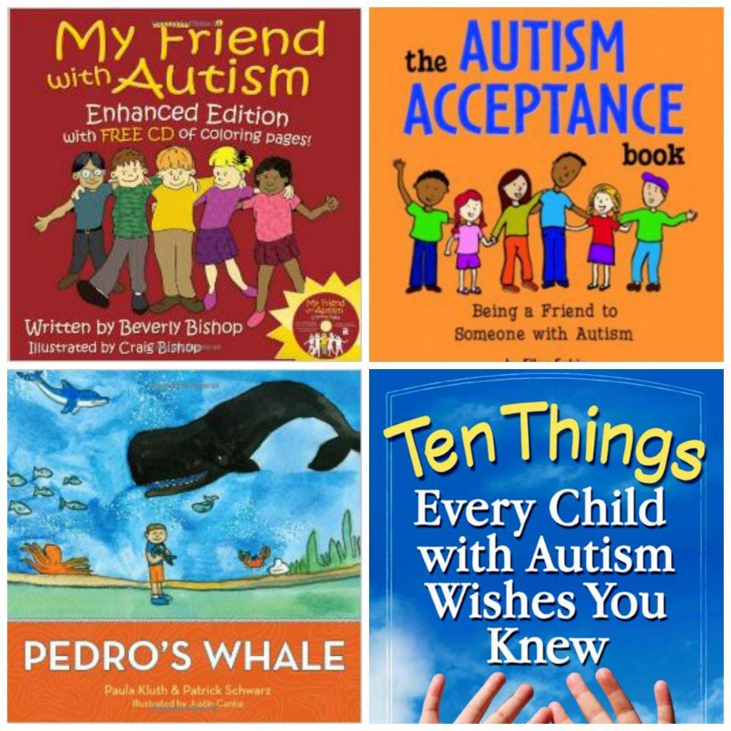 autism awareness books