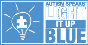 Ten Easy Ways You Can Light it Up Blue for Autism