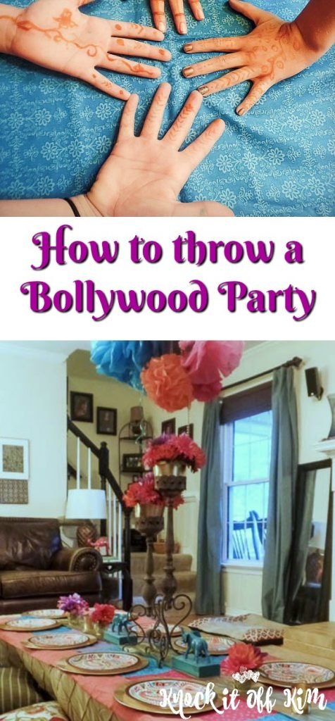 Bollywood Theme Party Decorations
