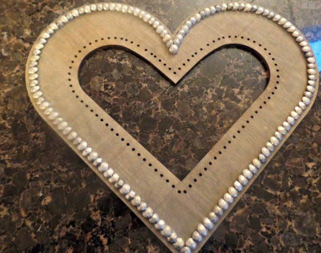 Valentines Day decor - pattern