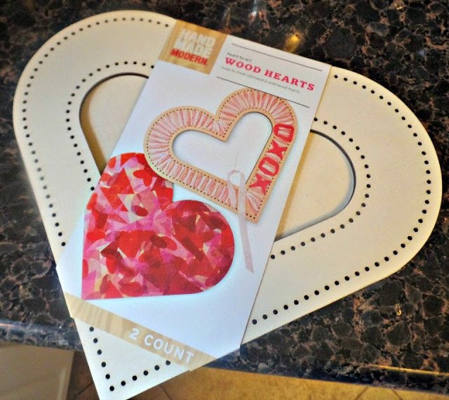valentines day decor - targetheartcutouts