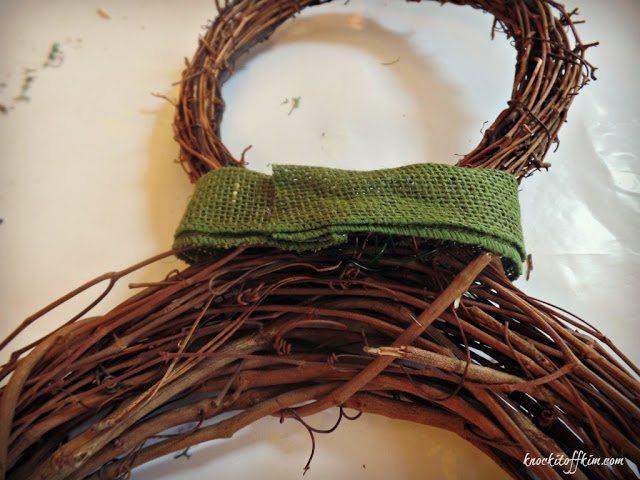 grapevine bunny wreath-addribbon