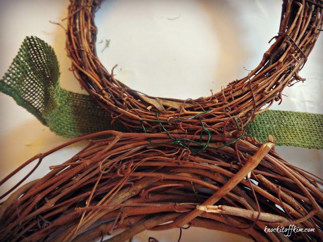 grapevine bunny wreath-addribbonaroundneck