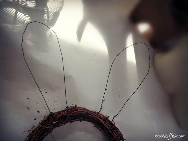 grapevine bunny wreath-attachearsdone