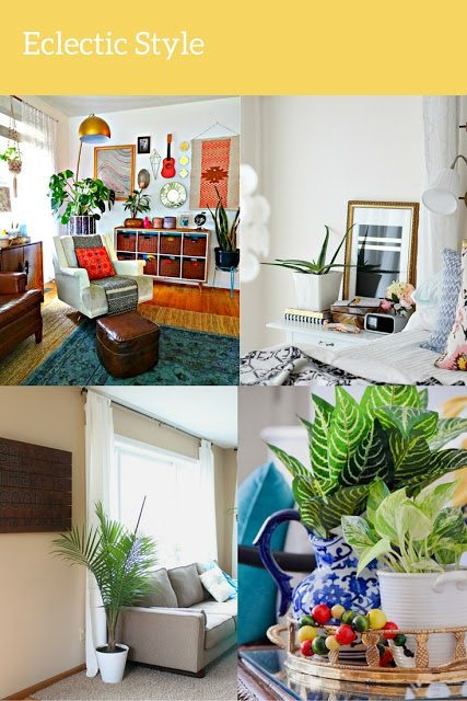 eclectic home style