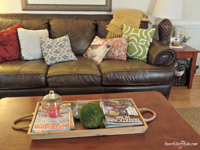 spring mantel_couch