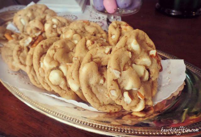 spring tea - partycookies