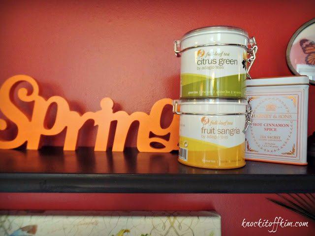 spring tea - tea