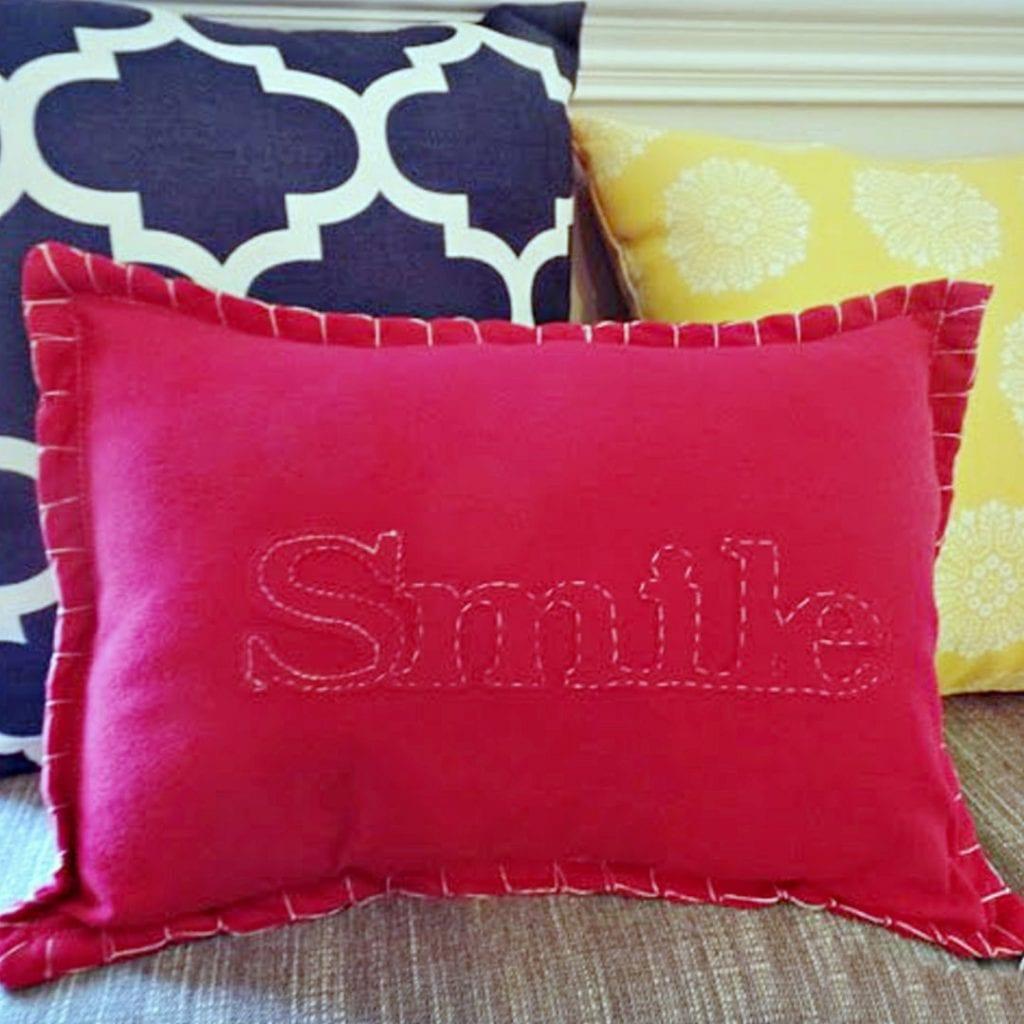 Feature_Felt pillow Tutorial