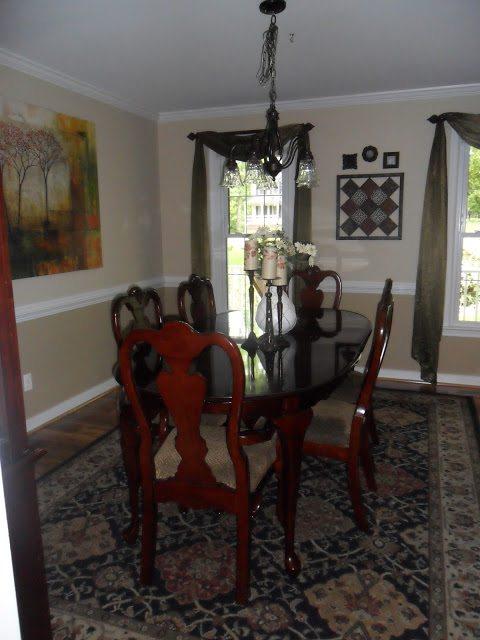 A Dining Room Playroom
