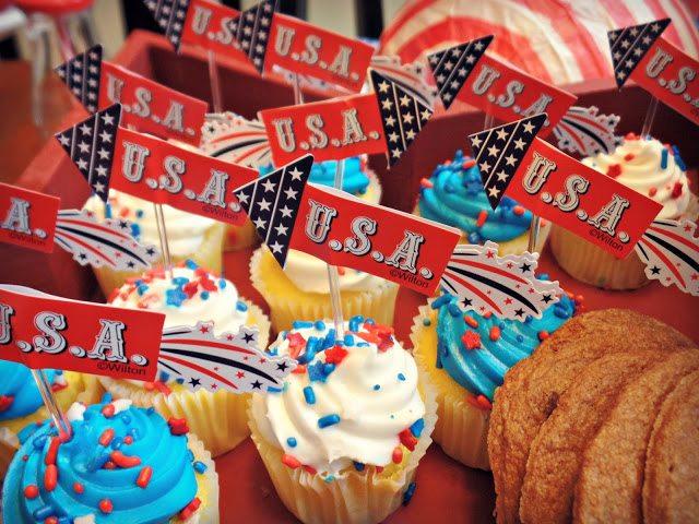 patriotic decorations_cupcaketopper
