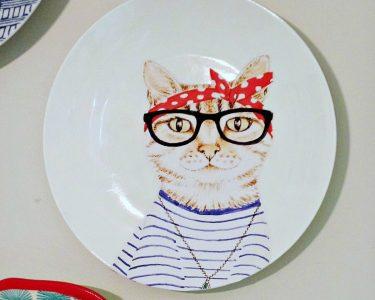 decorative plates - feature