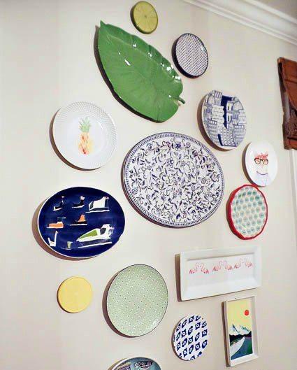 Decorative Plates Wall