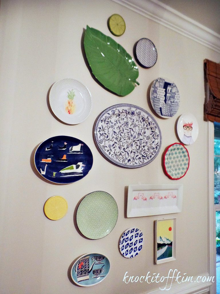 decorative plates - decorative plate wall