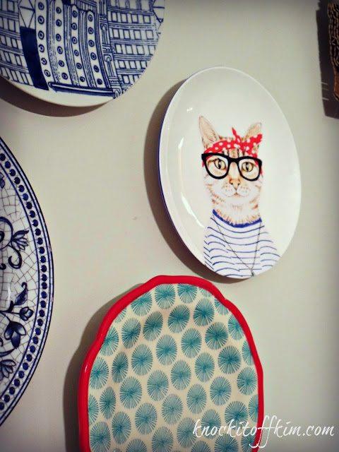 decorative plates - plate wall