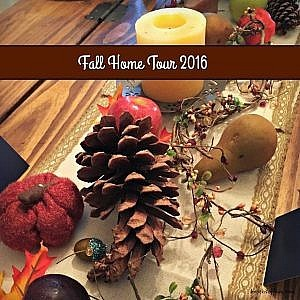 Welcome To My Fall Home Tour! Here You Will Find Simple And Inexpensive  Ideas For Fall Decorations Using Things From ... Read More