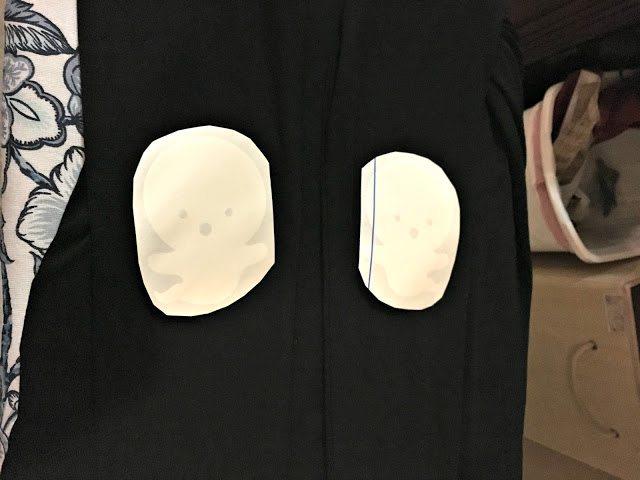 Iron on Halloween T Shirt