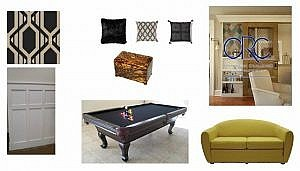 How to Transform your Bonus Room to a Game Room