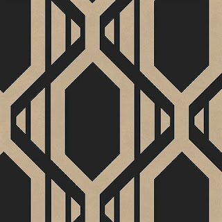black wallpaper - how to hang wallpaper