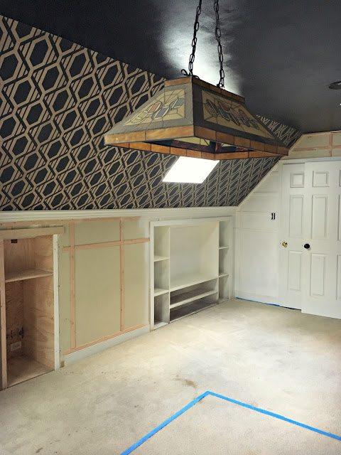 geometric wallpaper - how to wallpaper