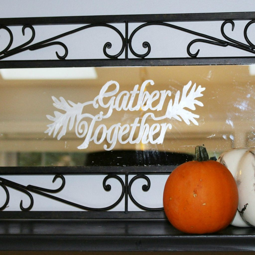 FEATURE - Thanksgiving etched glass mirror_closeup