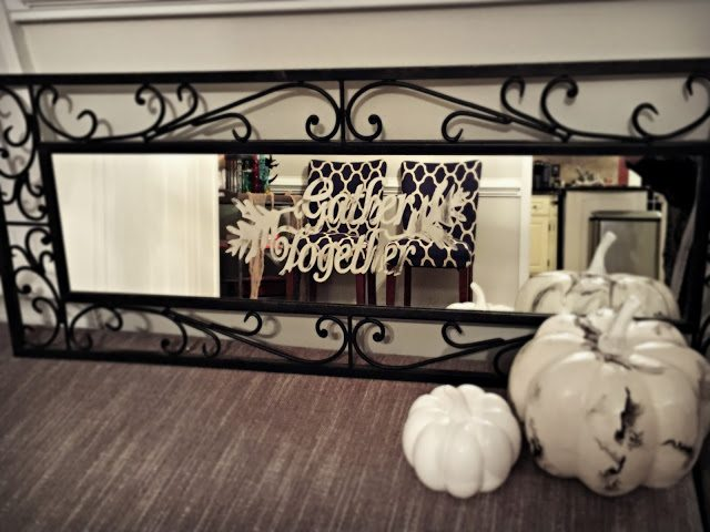 How to create an etched glass mirror