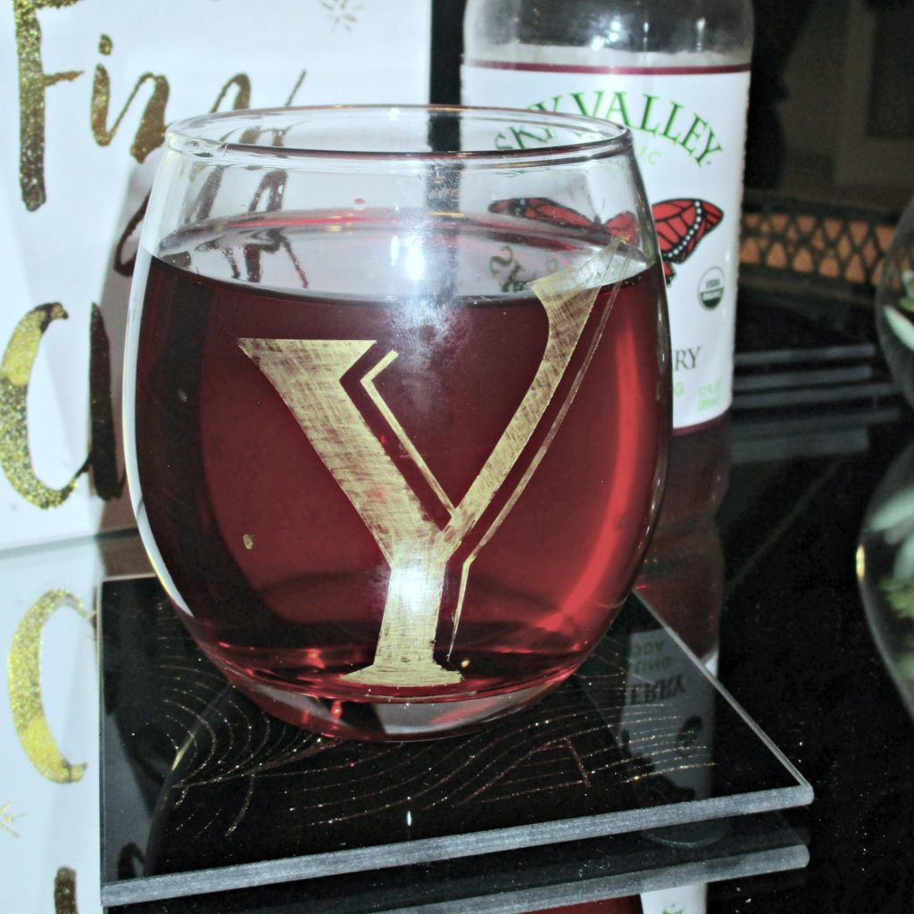 Personalized Wine Glass-Feature