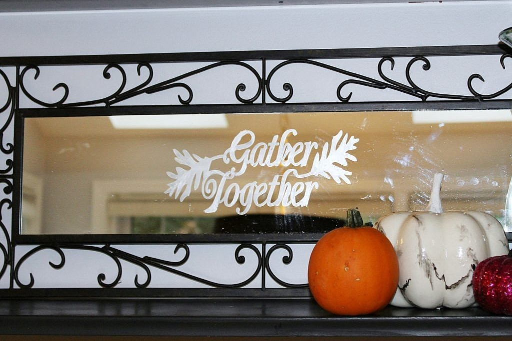 Thanksgiving etched glass mirror_closeup