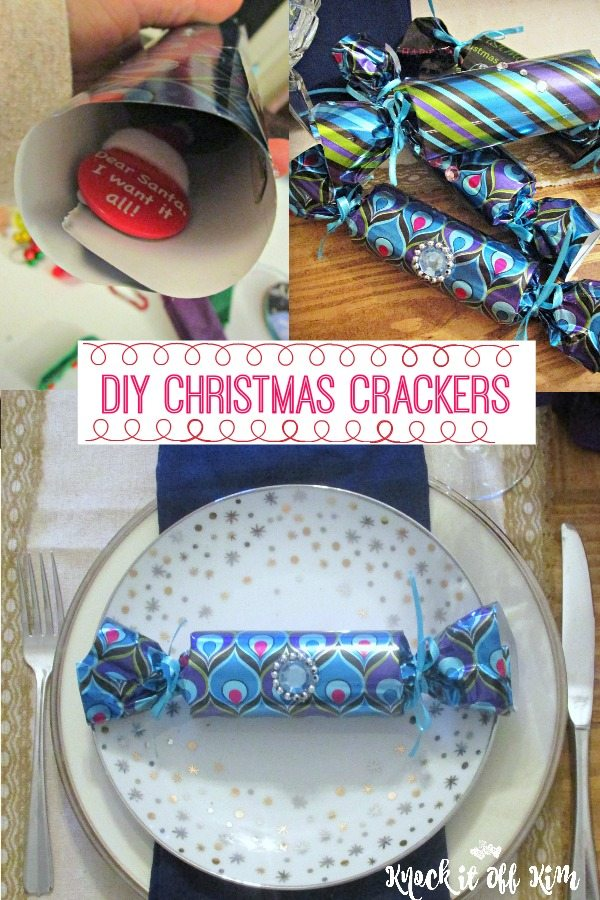 christmas cracker COLLAGE