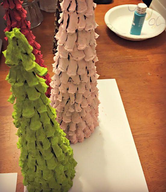 Pinecone Christmas Ornaments - 6