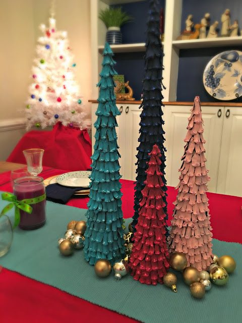 Pinecone Christmas Ornaments - 2