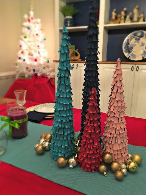 Pinecone Christmas Ornaments - 2