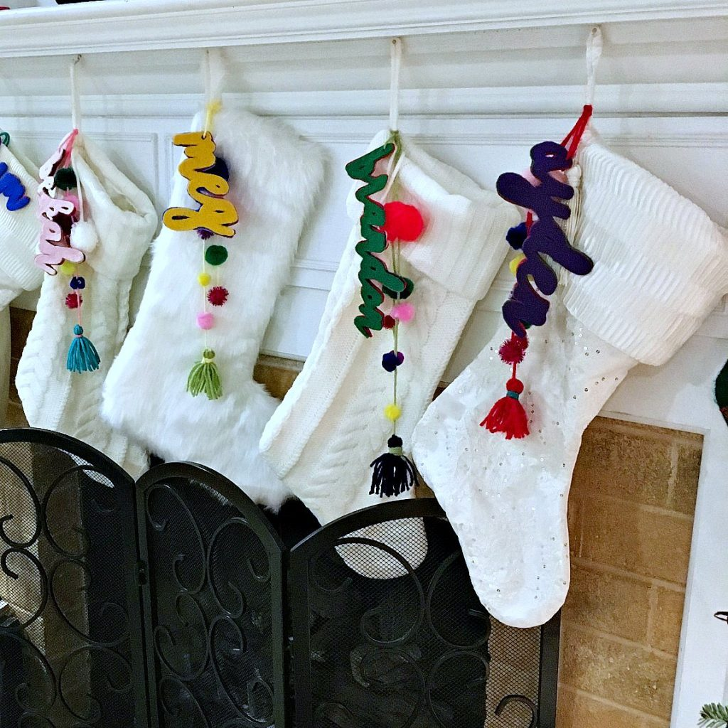 Personalized Christmas Stockings-Feature