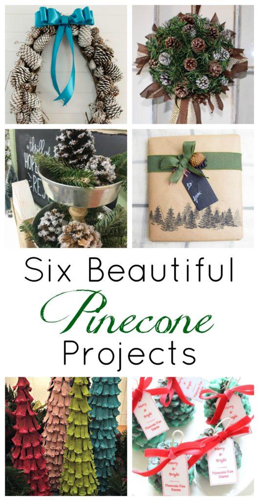 Pine cone options