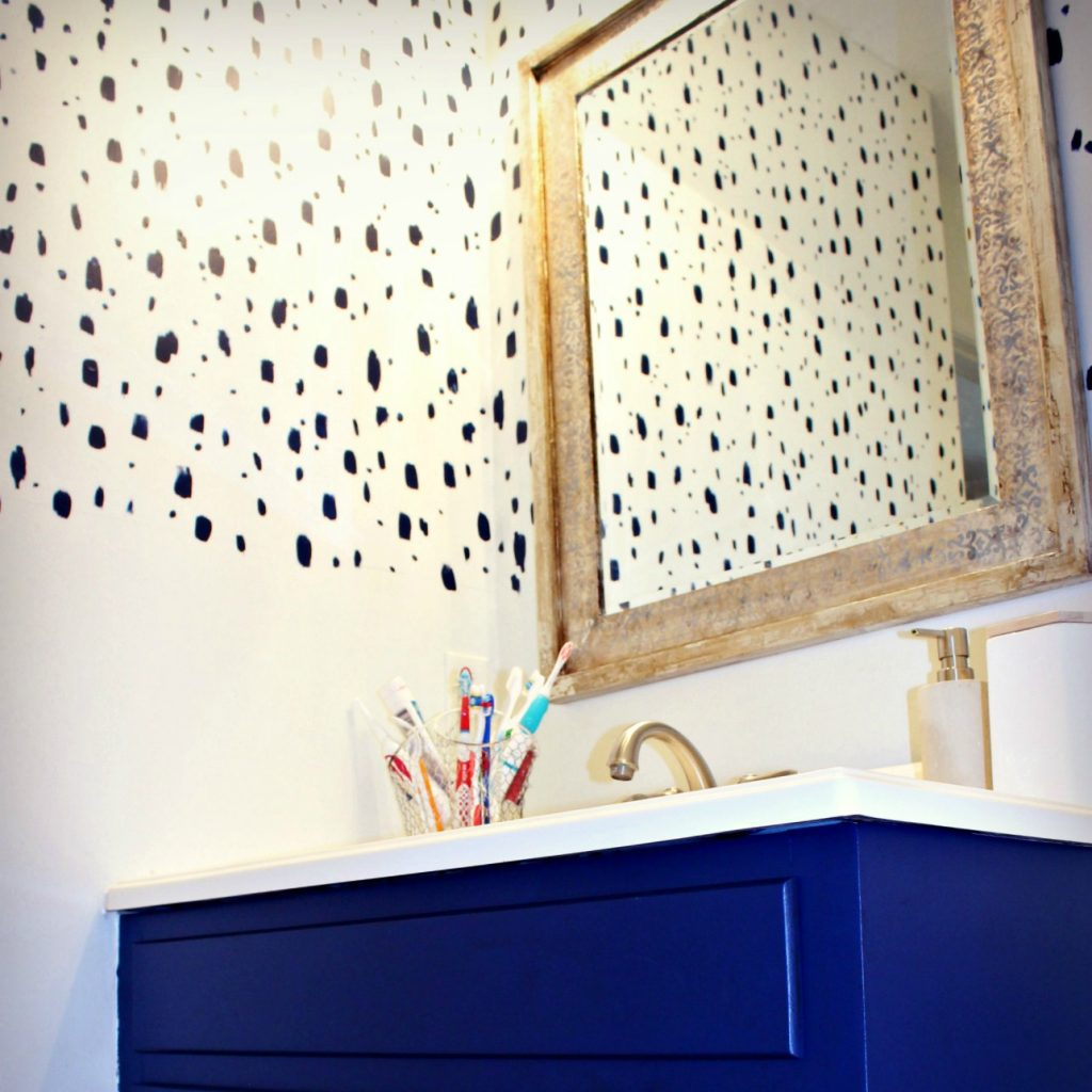 DIY Stencil Feature